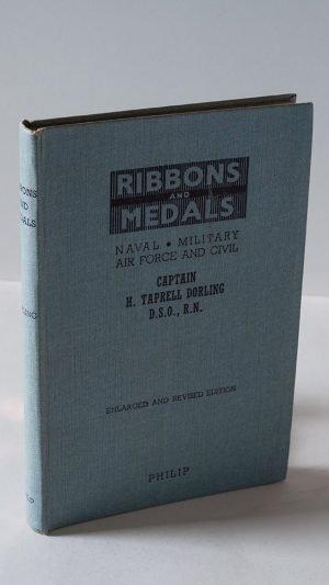 Ribbons and Medals Naval Military Air Force and Civil