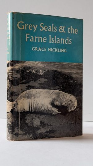 Grey Seals and The Farne Islands