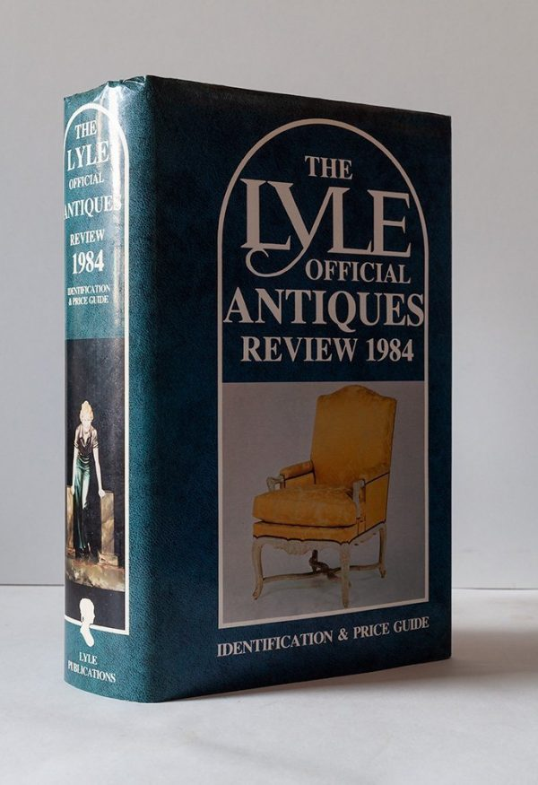 The Lyle Official Antiques Review 1984