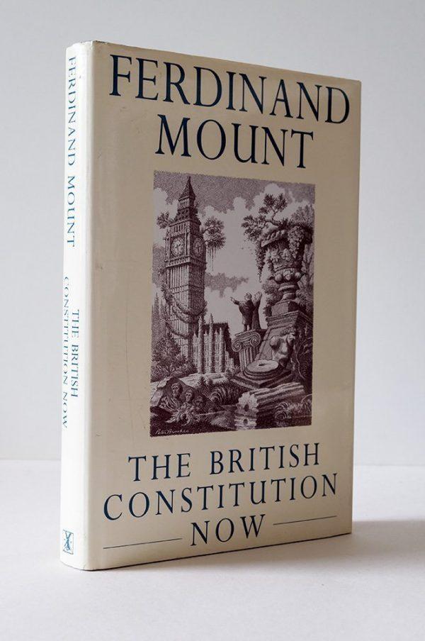 The British Constitution Now