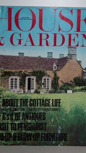 House & Garden June 1968