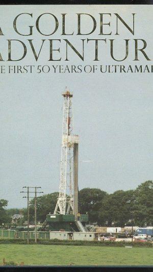 A Golden Adventure: The First 50 Years of ULTRAMAR