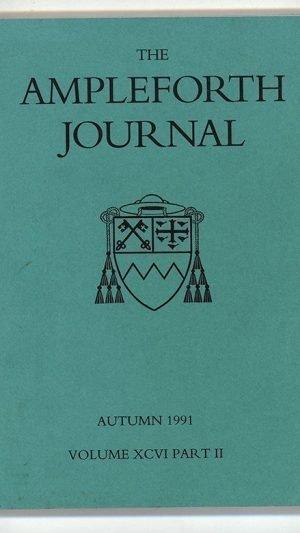 The Ampleforth Journal Volume XCVI Part II Autumn 1991