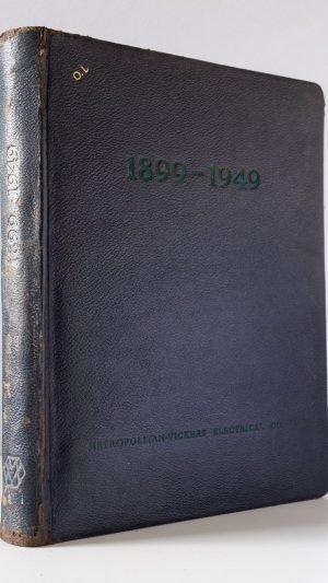 1899-1949: Metropolitan-Vickers Electrical Company