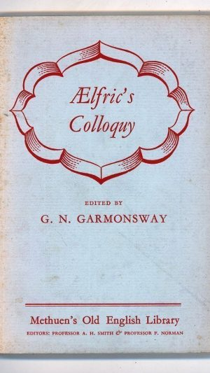 Aelfric's Colloquy