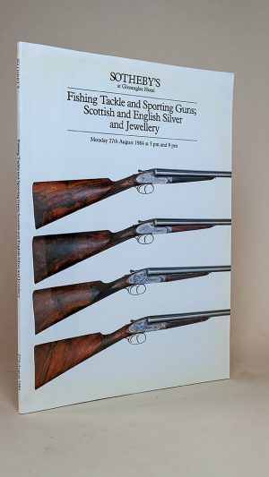 Fishing Tackle Sporting Guns Scottish and English Silver and Jewellery