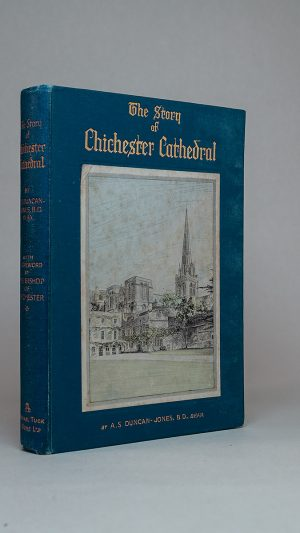 The Story of Chichester Cathedral
