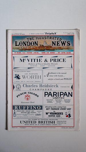 The Illustrated London News No 6349 Volume 238 April 8 1961