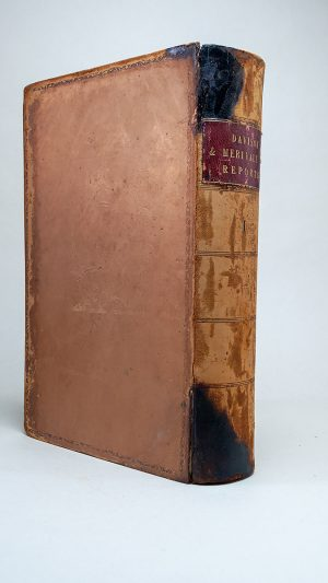 Reports of Cases Argued and Determined in The Court of Queen's Bench, and Upon Writs of Error from That Court to the Exchequer Chamber, in Trinity and Michaelmas Terms, 1843, and Hilary and Easter Terms, 1844