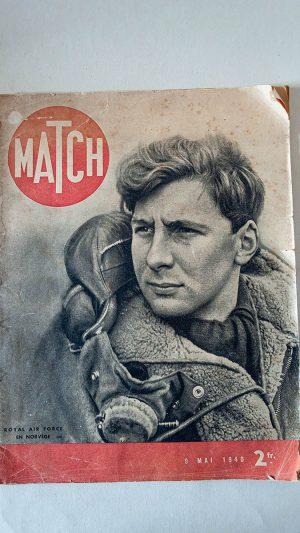 Match No.97 9 Mai 1940
