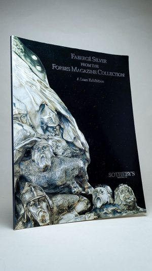 Fabergé Silver from the Forbes Magazine Collection: A Loan Exhibition