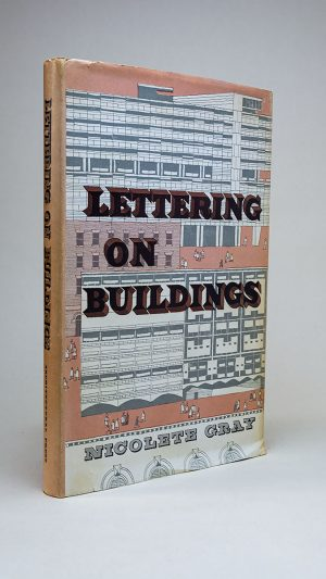 Lettering on Buildings