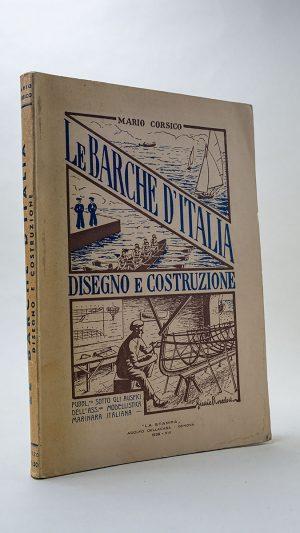 Le Barche D'Italia: Disegno e Costruzione