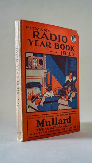 Pitman's Radio Year Book 1927